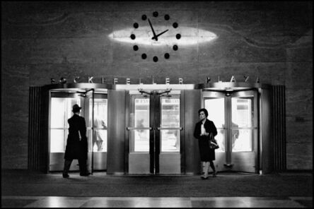 David Lubarsky, 'Revolving Doors - 50 Rockefeller', 1973