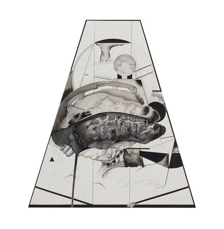 Hiroki Tsukuda, 'Untitled_bots05', 2014
