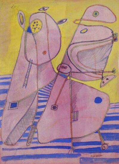 José Gurvich, 'Formas animadas', 1966