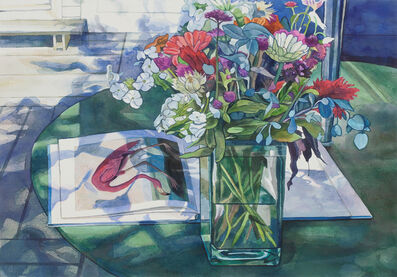 Jane E. Goldman, 'Audubon August', 2014