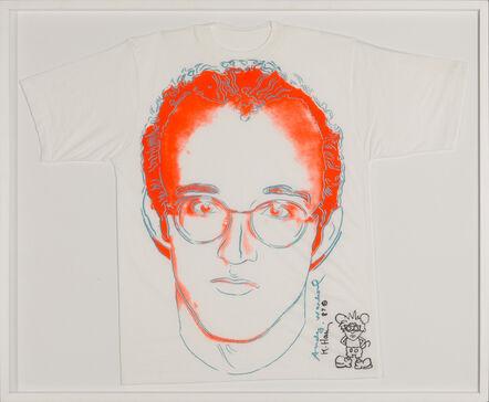 Andy Warhol, 'Keith Haring T-shirt ', ca. 1980