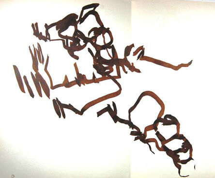 Eduardo Chillida, 'Untitled 2', 1961