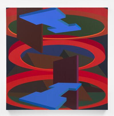 Al Held, 'Centauri I', 1989
