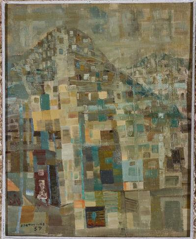 Cândido Portinari, 'Favela', 1957