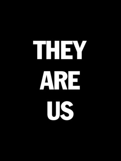 Hank Willis Thomas, 'They are Us, Us is Them', 2017