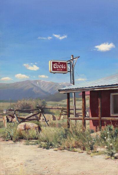 Jason Kowalski, 'Mountain Saloon', 2015