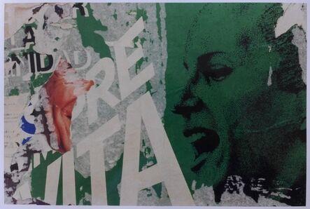 """Facundo de Zuviría, 'From the series """"Estampas Porteñas"""", """"Evita siempre""""', 1987-2014"""