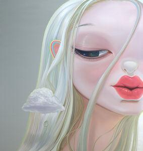 Yang Na, 'Hearing the rain 聽雨', 2020