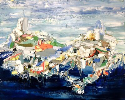 Nicole Katsuras, 'Margin of a Bay', 2020