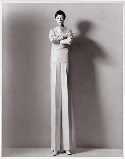 Horst P. Horst, 'Tall Fashion', 1963