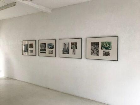 Antoni Muntadas, 'ARCHITEKTUR, RÄUME, GESTEN', 1991