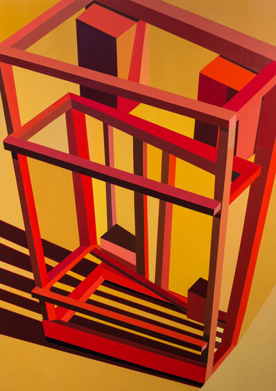 Tommy Fitzpatrick, 'Jacob's Ladder', 2015