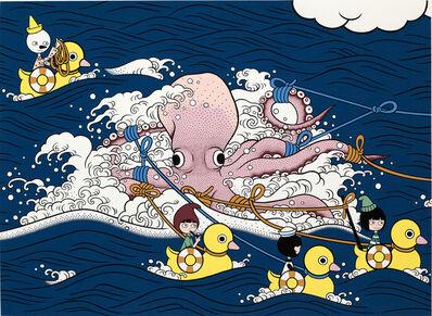 Asuka Ohsawa, 'Space Invaders 2', 2010