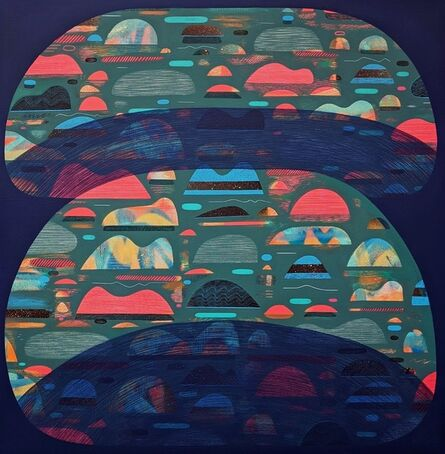 Luke Ramsey, 'Spore', 2020