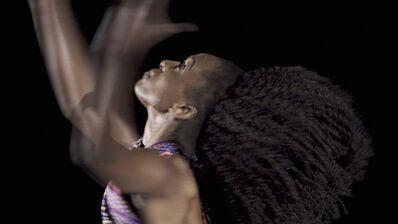Shimon Attie, 'Tamires (Time Laps Dance)', 2021