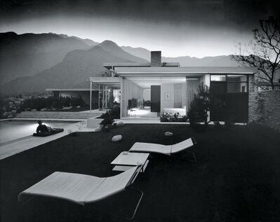 Julius Shulman, 'Richard Neutra, Kaufman House, Palm Springs, California', 1999
