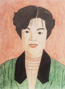 Bingfeng Shao, 'Untitled, self-portrait III', 2008