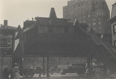 Ilse Bing, '3r Avenue EL', 1936