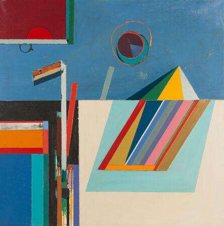 Robert S. Neuman, 'Small Landscape', 1966