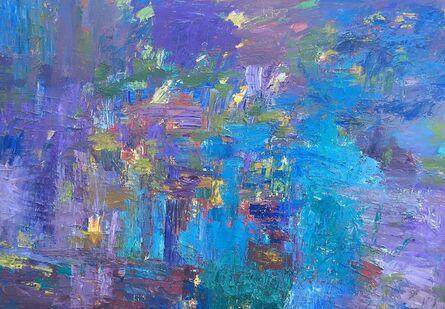 Morris Shulman, 'Afterglow', 1961