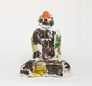 Arlene Shechet, 'Stolid Buddha', 1997