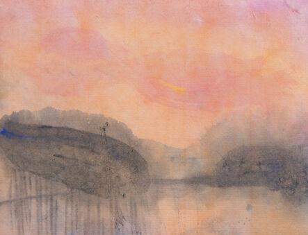 Claire Harkess, 'Lockdown, Dawn Walk', 2020