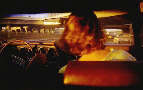 Simone Kappeler, 'Los Angeles, 18.7.1981', 1981