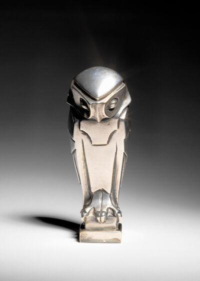 Edouard Marcel Sandoz, 'Owl', ca. 1922