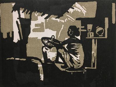 Haren Das, 'In the Kitchen'
