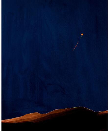Florian Maier-Aichen, 'Nacht im Riesengebirge (Night in the Riesengebirge)', 2011