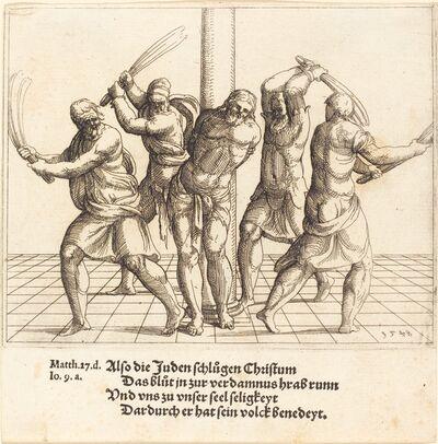 Augustin Hirschvogel, 'The Flagellation', 1548