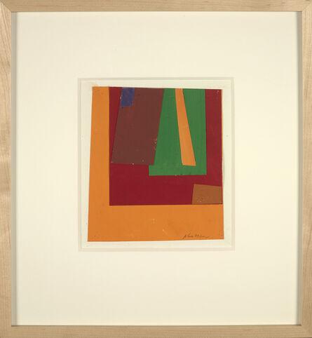 John Opper, 'Untitled (16 w)', ca. 1967