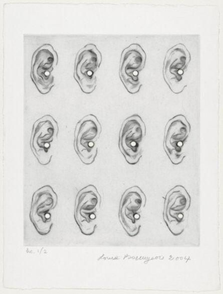 Louise Bourgeois, 'Ears', 2004