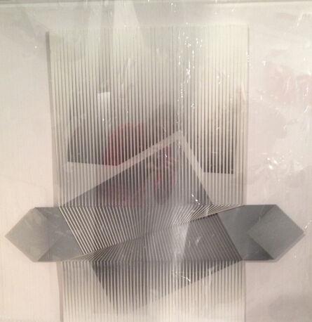 Alberto Biasi, 'Attraverso senza toccare', 1975