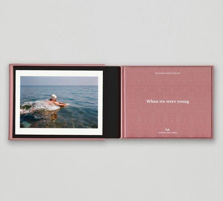 The Anonymous Project, 'Limited edition print (F) + book: 'When We Were Young'', 2020