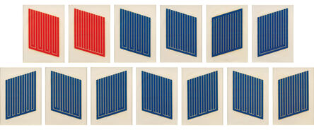 Donald Judd, 'Untitled', 1961-63/1969