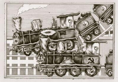 Ryan Travis Christian, 'Party Train', 2018