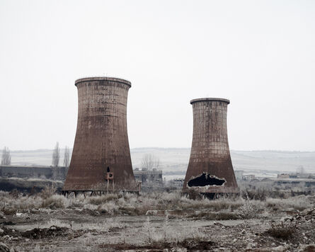 Tamas Dezso, 'Cooling Towers (Calan, West Romania), 2011, from the series Notes for an Epilogue', 2011