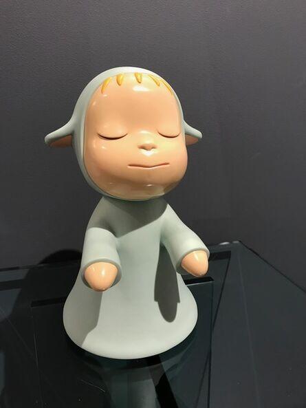Yoshitomo Nara, 'Little Wanderer - Edited by Cerealart', 2003