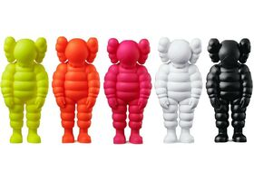 KAWS, 'What Party - Chum (full set of 5)', 2020