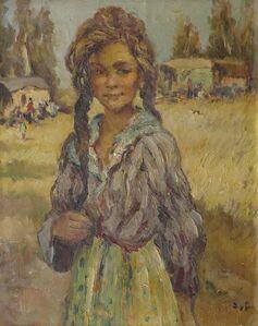 Marcel Dyf, 'La Gitane'