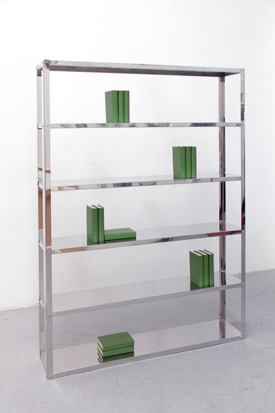 Jorge Méndez Blake, 'Librero Werther', 2009