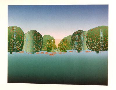 Jean Michel Folon, 'Je vous ecris de Florida', Unknown