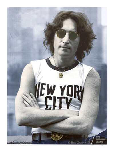 Bob Gruen, 'John Lennon-NYC-1974', 1974