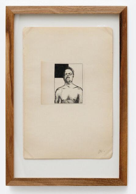 Vaclav Pozarek, 'Black Corner', 1995