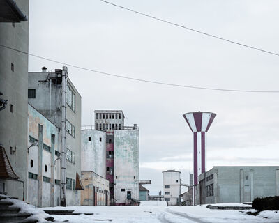 Tamas Dezso, 'Alcohol Factory (Uzon, Central Romania), ', 2012