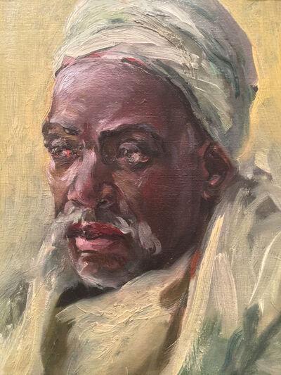 Caleb Slade, 'A Bedouin', ca. 1921