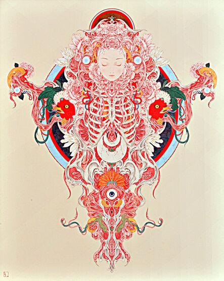 Takato Yamamoto, 'Lucy's Mutation', 2014