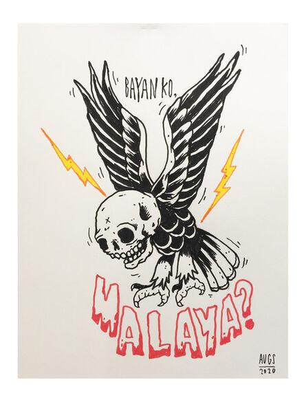 Auggie Fontanilla, 'Malaya Bayan', 20202