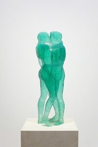 Thomas Broomé, 'Green kiss'